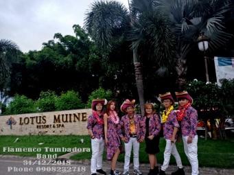 Ban-Nhac-Flamenco-Tumbadora-Lotus-Mui-Ne-Resort-Countdown-Party-2018