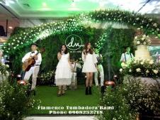 Ban-Nhac-Flamenco-Tumbadora-Nha-hang-Tiec-Cuoi-Thanh-Tung-Binh-Duong