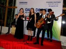 Ban-Nhac-Flamenco-Tumbadora-Samsung-Air-Conditioner-Gala-Dinner-The-Myst-Hotel