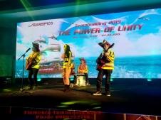Ban-Nhac-Flamenco-Tumbadora-Searefico-Gala-Dinner-Nha-Trang-Diamond-Bay-Resort