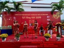Ban Nh?c Flamenco Tumbadora T?t Niên Công Ty Thi?t K? Bình Minh 002