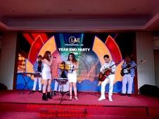 Ban Nh?c Tumbadora - L& E Year End Party 002