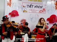 Ban Nh?c Tumbadora Phú Gia Hòa Year End Party 002
