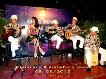 Flamenco-Tumbadora-Band-08-03-2015-Doho-Beer-Garden