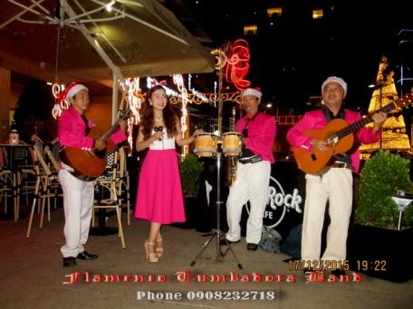 Flamenco-Tumbadora-Band-17-12-2015-Hardrock-Cafe