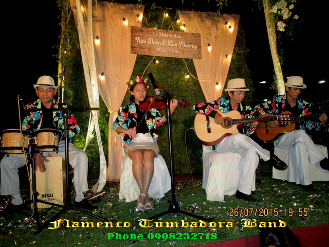 Flamenco-Tumbadora-Band-26-07-2015-The-Chateau-Restaurant
