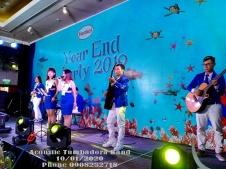 Flamenco Tumbadora Band YEAR END PARTY HENKEL 002