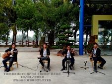 Tumbadora Semi Classic Band- Happy Land Grand Opening-002