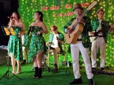 Flamenco Tumadora Band- Wedding Party- Valora Mizuki Park 002