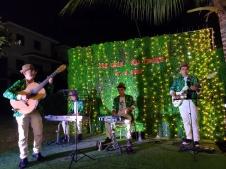 Flamenco Tumadora Band- Wedding Party- Valora Mizuki Park 003